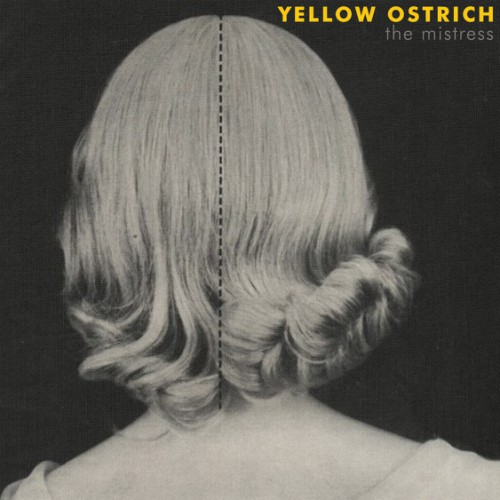 bark120: Yellow Ostrich / The Mistress