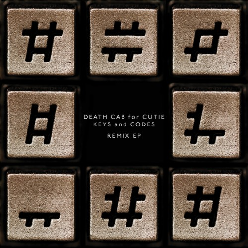 bark126: Death Cab for Cutie / Keys And Codes Remix Ep