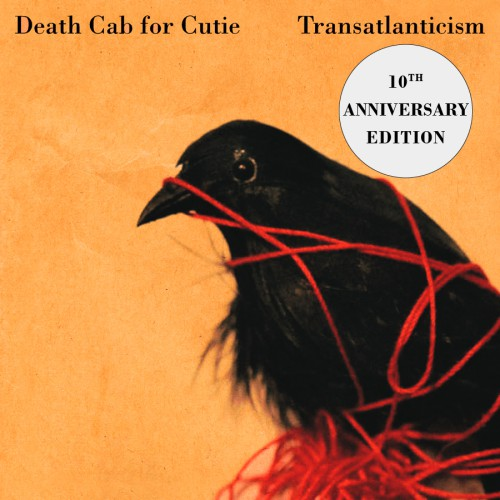 bark32lp10: Death Cab for Cutie / Transatlanticism (10th Anniversary Edition)