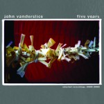bark45: John Vanderslice / Five Years