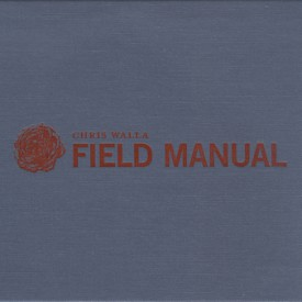bark69: Chris Walla / Field Manual