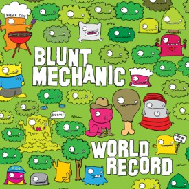 bark92: Blunt Mechanic / World Record