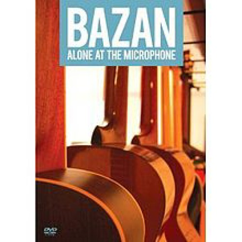 dbazdvd01: David Bazan / Alone At The Microphone