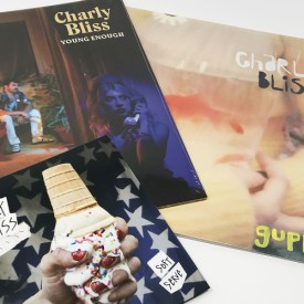 pkg77: Charly Bliss / Vinyl Bundle