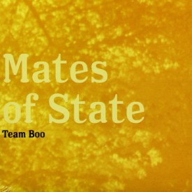 prc065: Mates of State / Team Boo