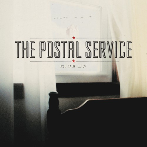 spcd595: The Postal Service / Give Up