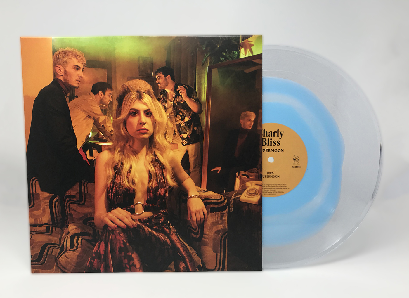Charly Bliss vinyl