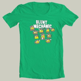 blunt01: Blunt Mechanic / Vikings!