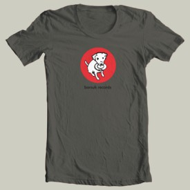 br16: Barsuk Records / Red + Black Doggy T