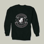 br20: Barsuk Records / 15th Anniversary Logo Sweatshirt