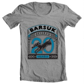 br25: Barsuk Records / Barsuk Records 20 Years