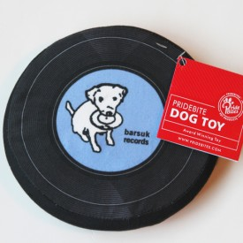 brdogtoy01: Barsuk Records / Barsuk Dog Toy