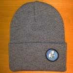 brhat01: Barsuk Records / Logo Knit Hat