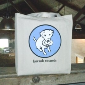brtote01: Barsuk Records / Grocery Tote