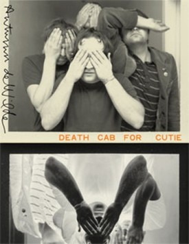 dcfcbook01: Death Cab for Cutie / Death Cab For Cutie
