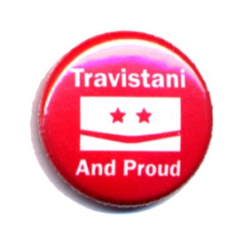 travisbtn02: Travis Morrison / Travistani And Proud Button
